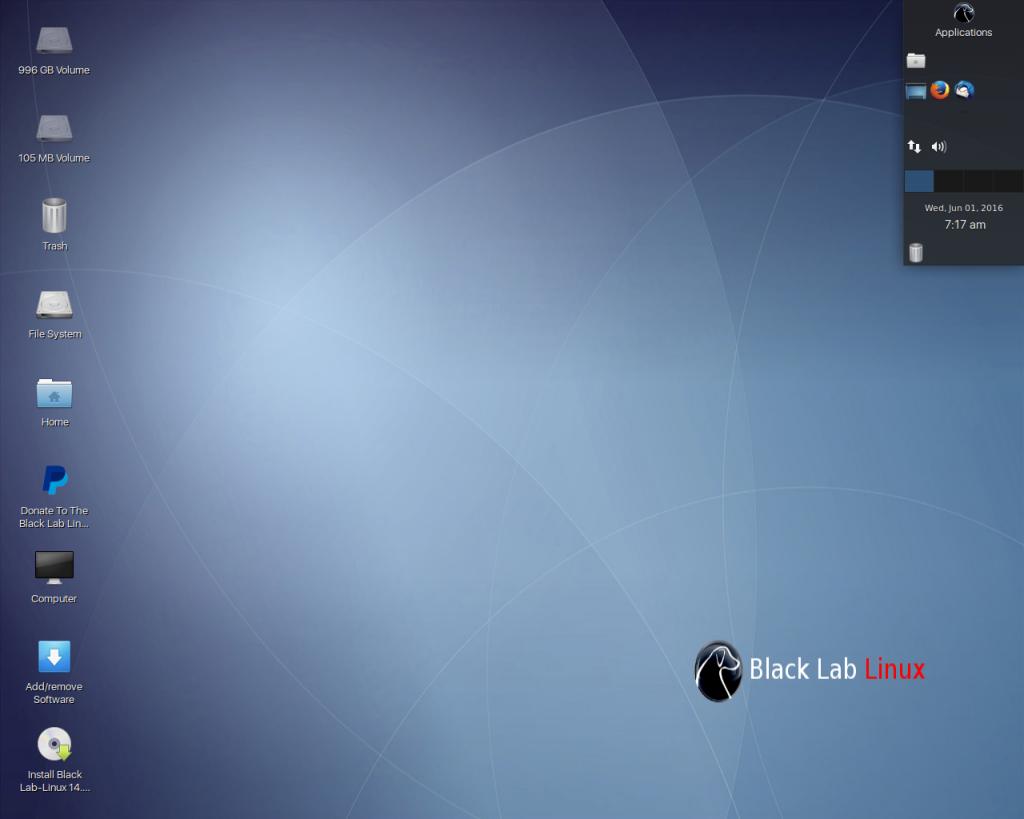 black lab linux 8.0 onyx