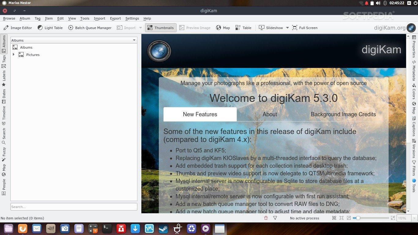 digikam 5.3.0