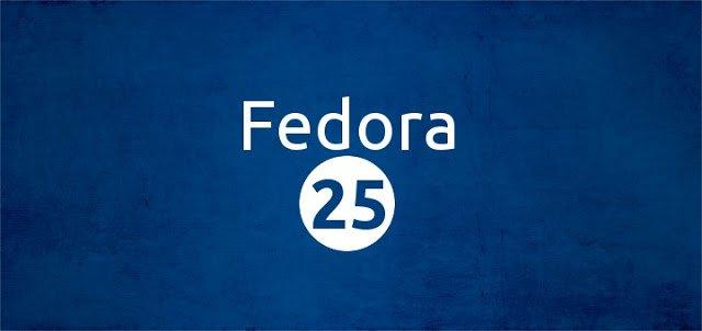 fedora 25 banner