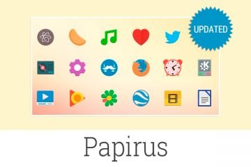 papirus icon update