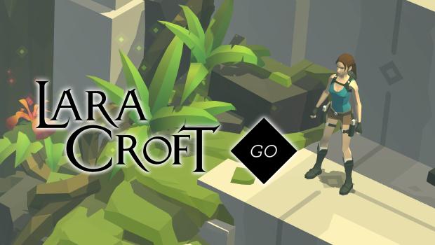 lara croft-go