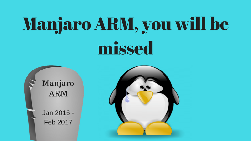 death-of-manjaro-arm