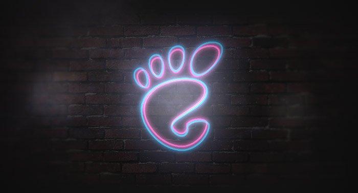 gnome-neon