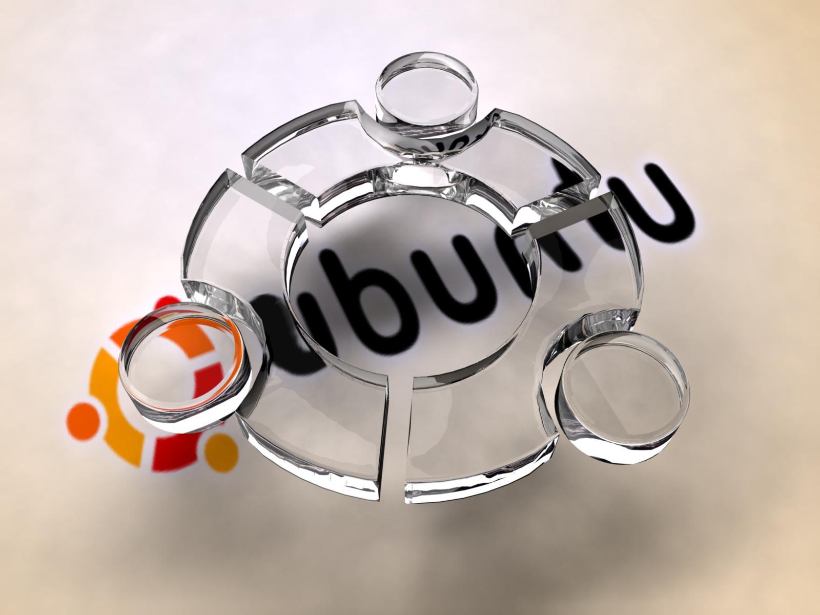 Ubuntu Glass1