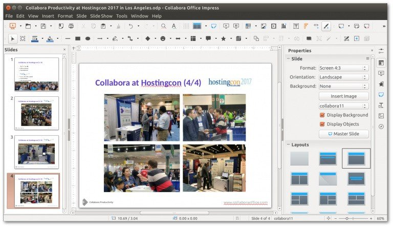 collabora office 5.3