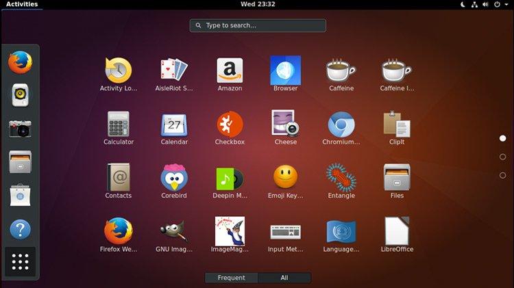 gnome ubuntu flavors