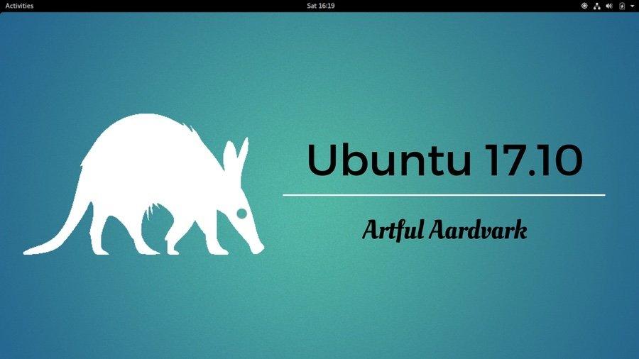ubuntu 17.10 feedback