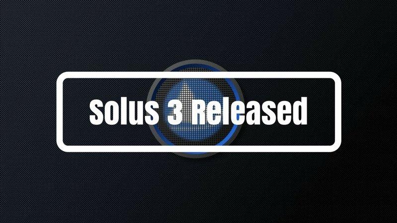Solus-3-Released