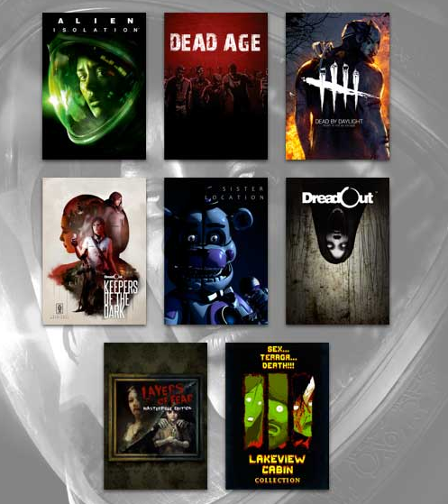 Spooky Horror Bundle