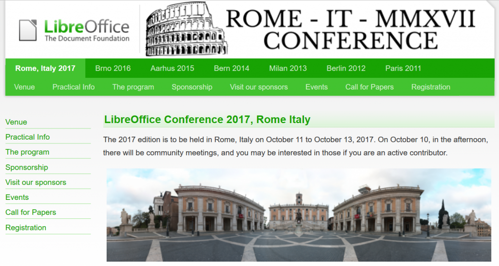 libreoffice conference