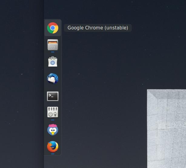 ubuntu desktop dock