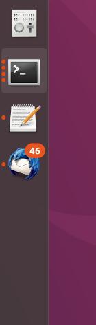 ubuntu 32 bit dock