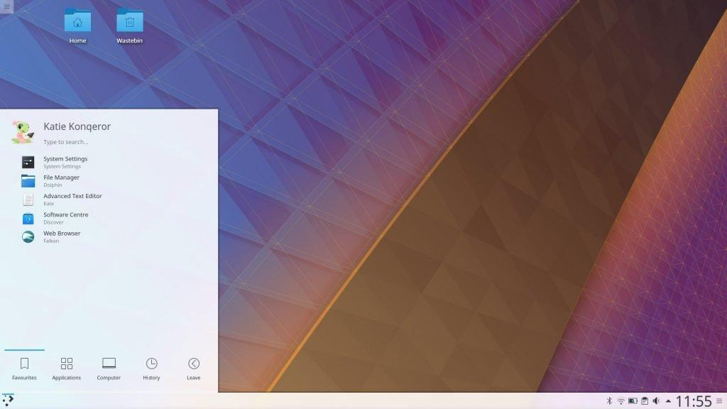 KDE Plasma 5.11.1