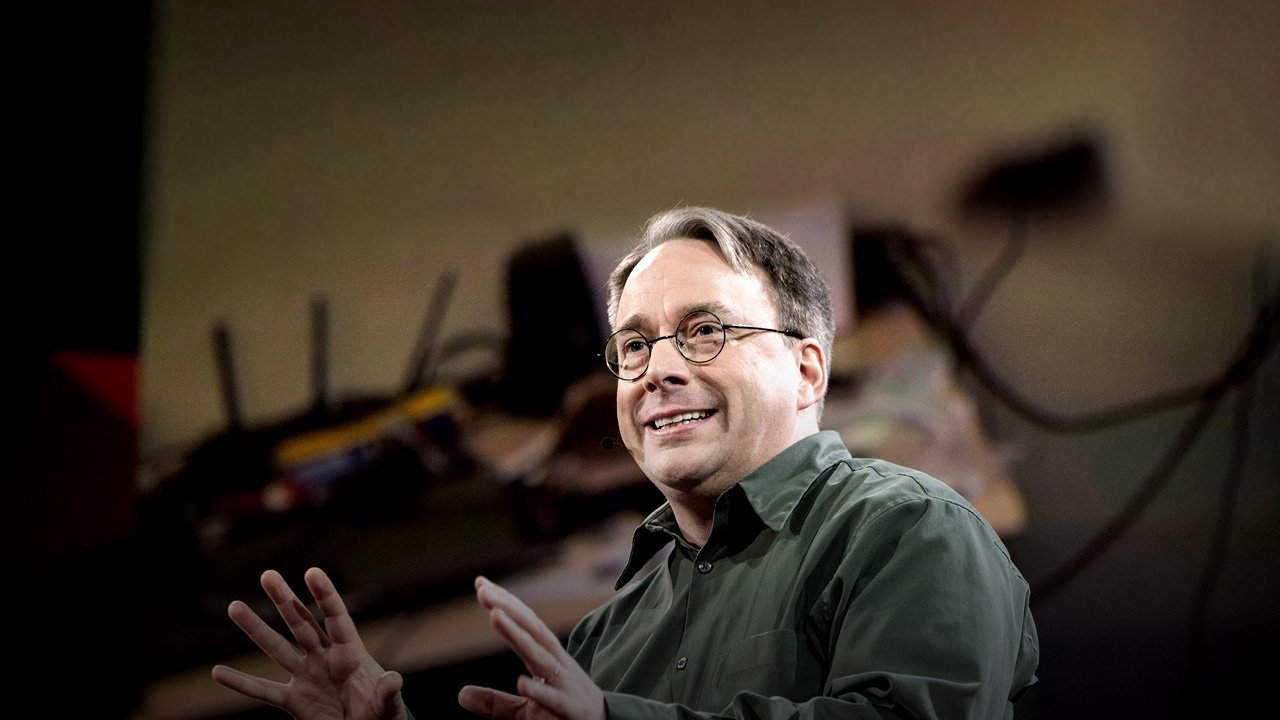 Linus-Torvalds code of conduct linux