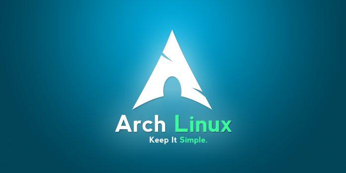 arch linux 32-bit