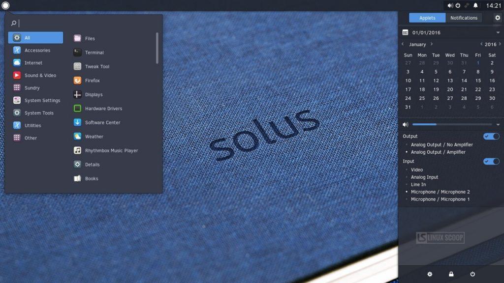 solus 4