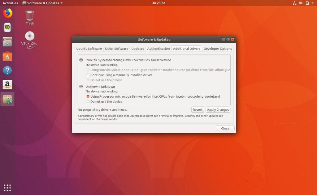 intel canonical Spectre ubuntu