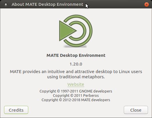 mate desktop 1.20