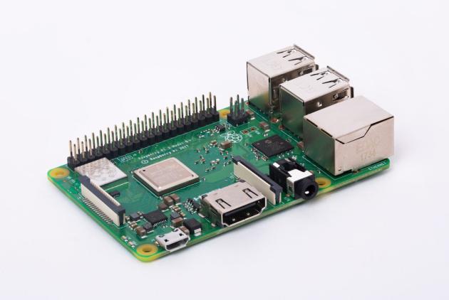 raspbian Raspberry Pi 3 B+