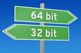 32 bit 64 bit