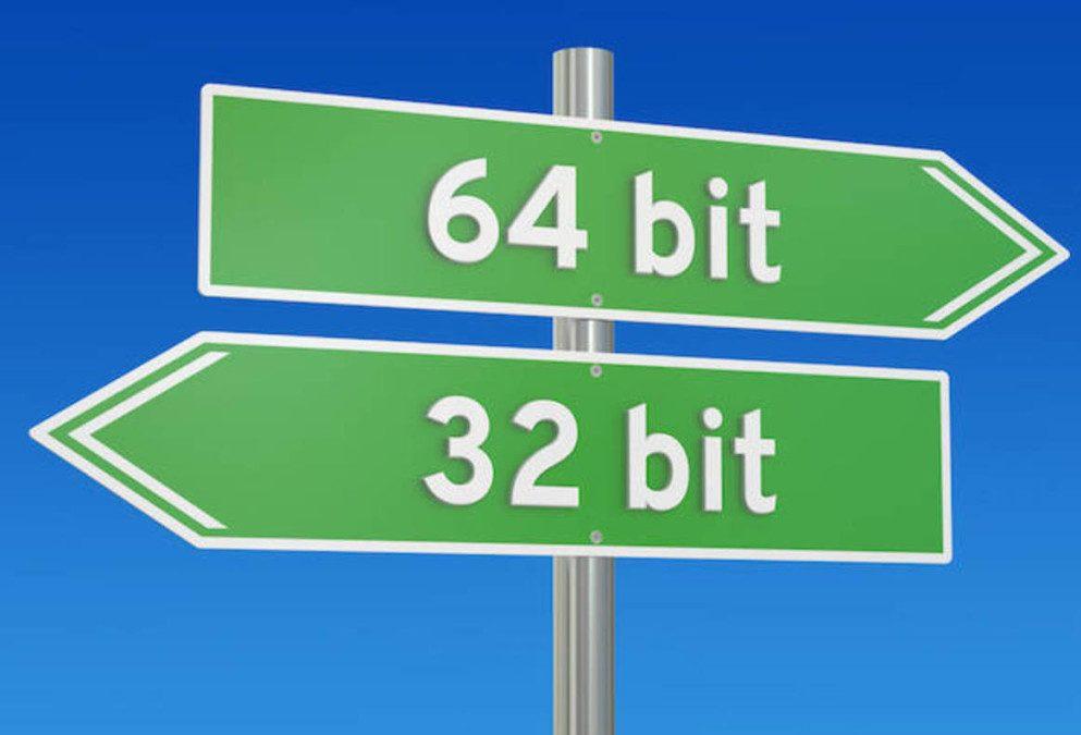 32 bit 64 bit fedora ubuntu canonical
