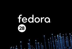 fedora 28 1