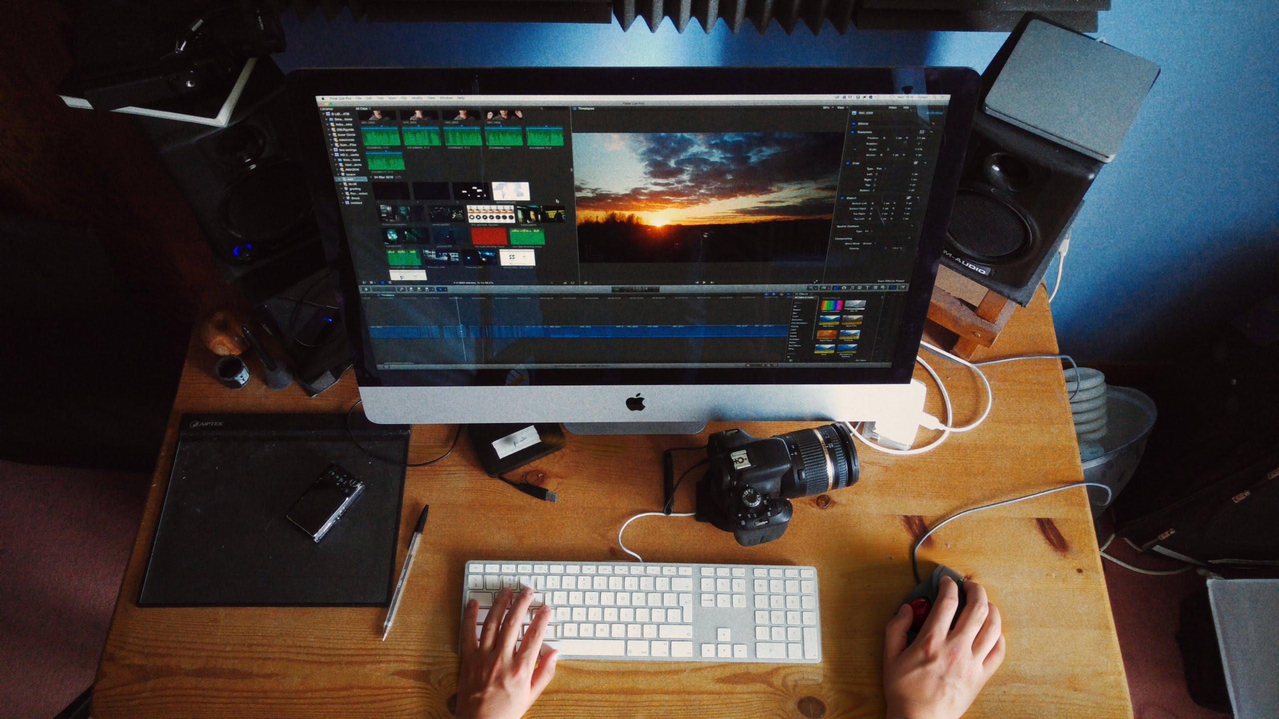 video editing avidemux