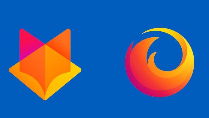 firefox nuovo logo