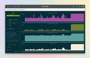 s-tui cpu monitoring testing