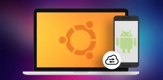 ubuntu 18.10 android