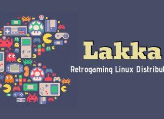 lakka linux