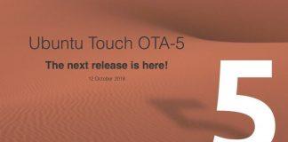 ubuntu touch ota5 1