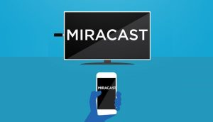 miracast gnome screencaster