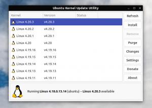 Ubuntu Kernel Update Utility (Ukuu)