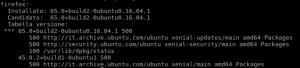 ubuntu firefox debian mint downgrade