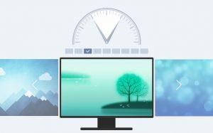 deepin 15.10 wallpaper Slideshow