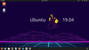 ubuntu 19.04 ubuntu 18.10