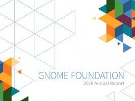 gnome foundation report 2018