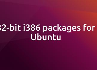 ubuntu canonical 32-bit