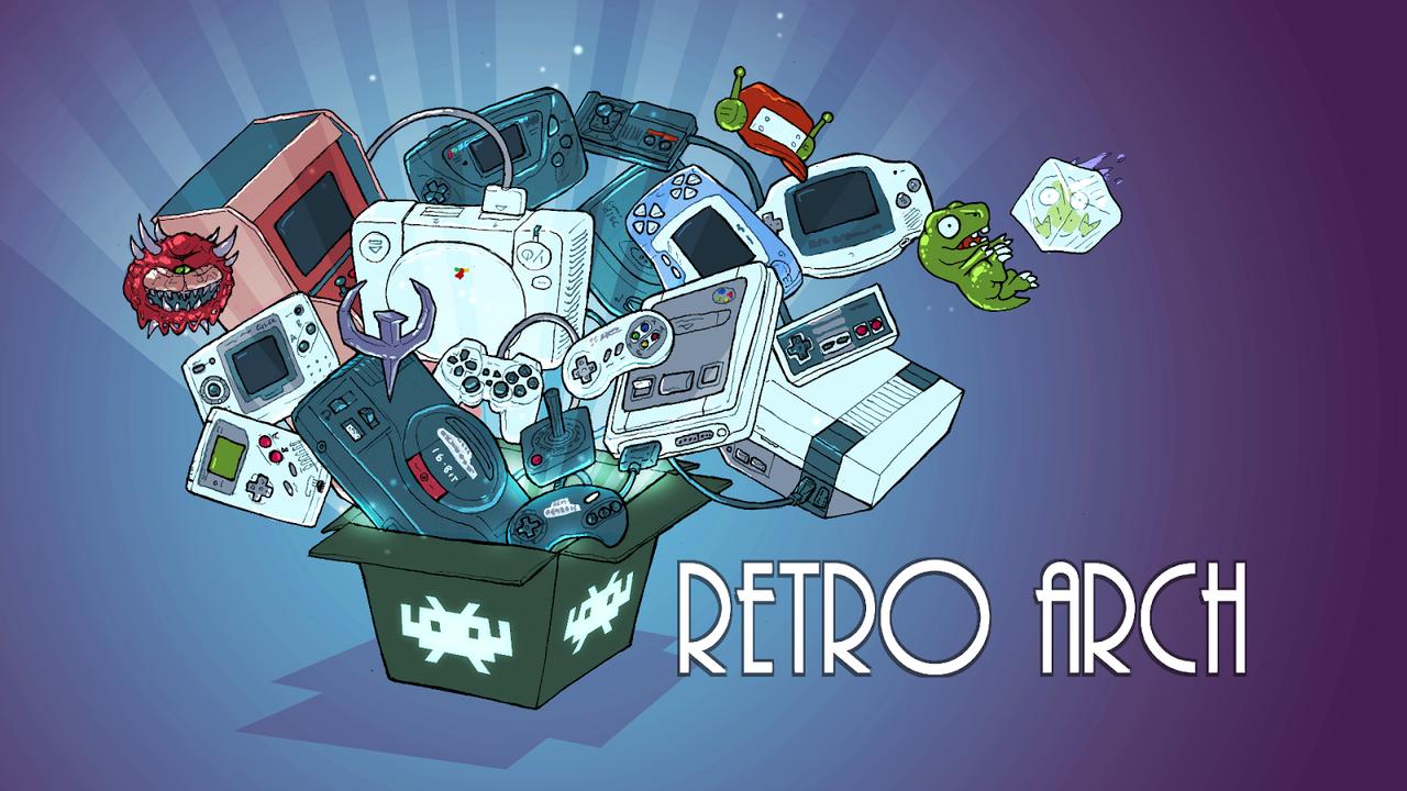 retroarch libretro steam