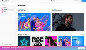 apple music linux