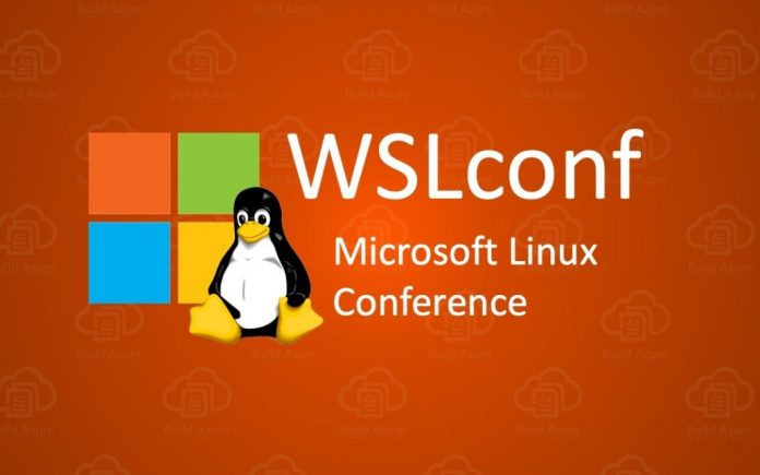 microsoft linux conference wslconf wsl