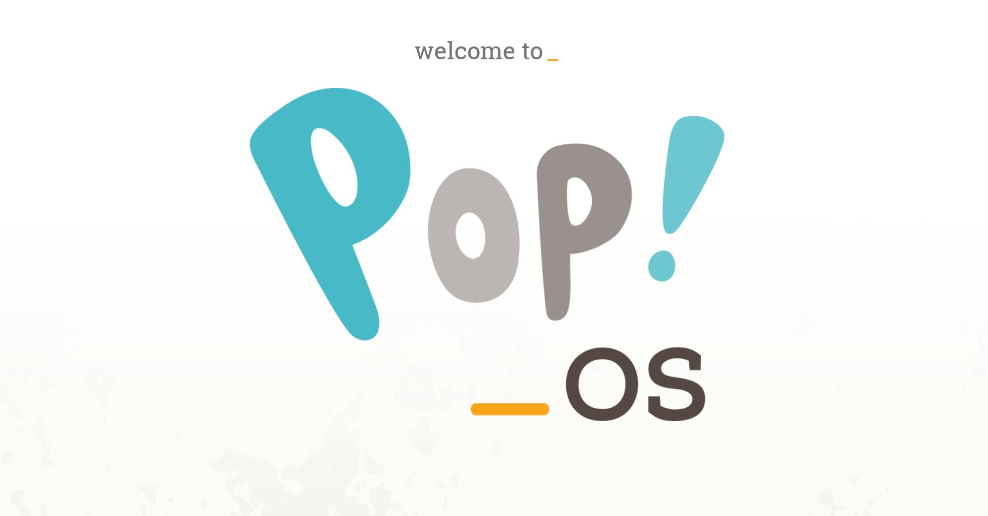 Pop!_OS 19.10