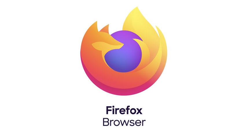 firefox 70 logo 2019