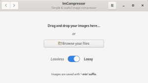 imcompressor tool