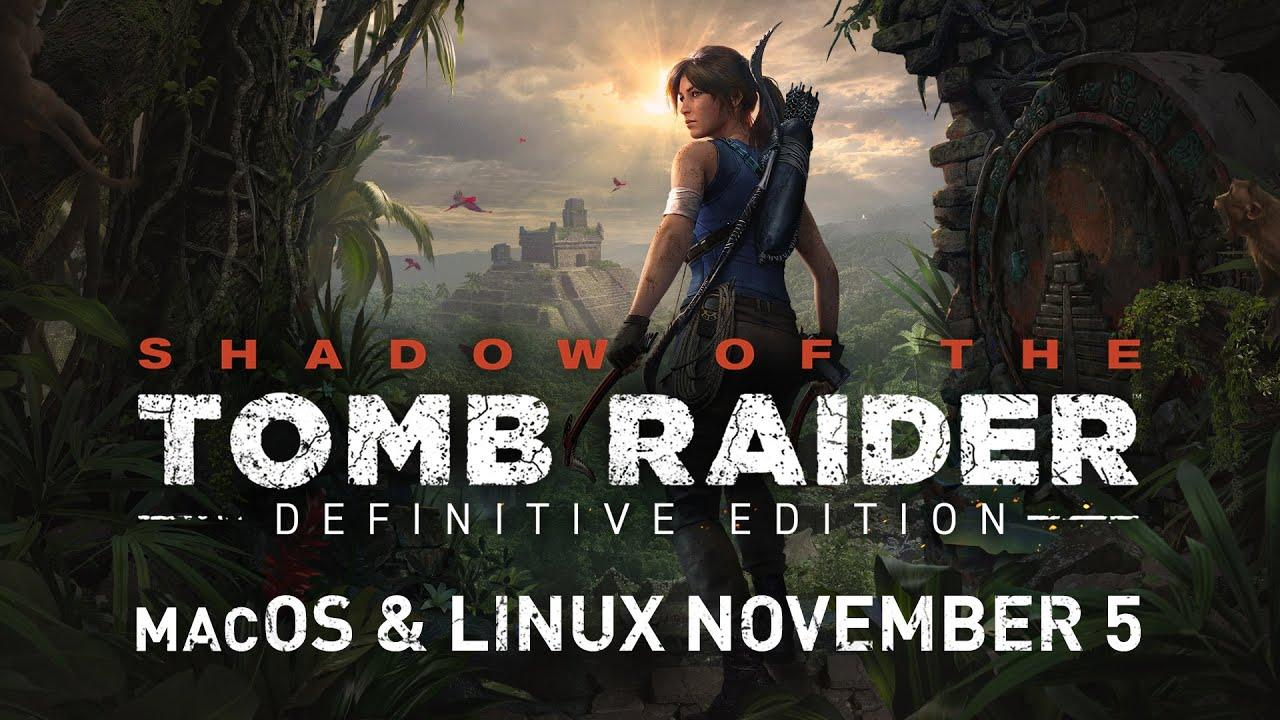 shadow of the tomb raider feral linux