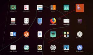 ubuntu 19.10 group folder