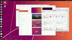 yaru light theme ubuntu 19.10 eoan ermine