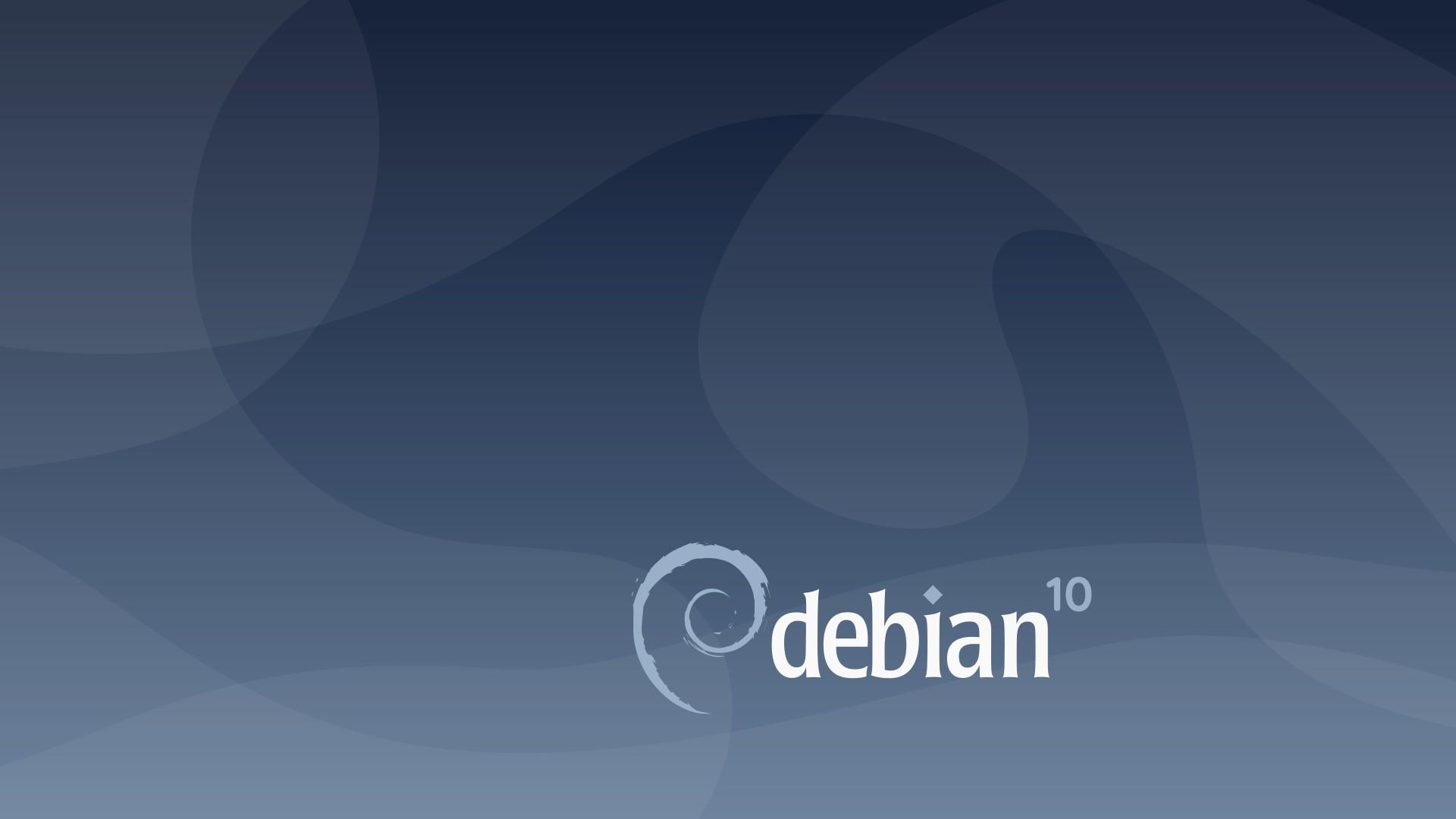 debian 10.2 buster