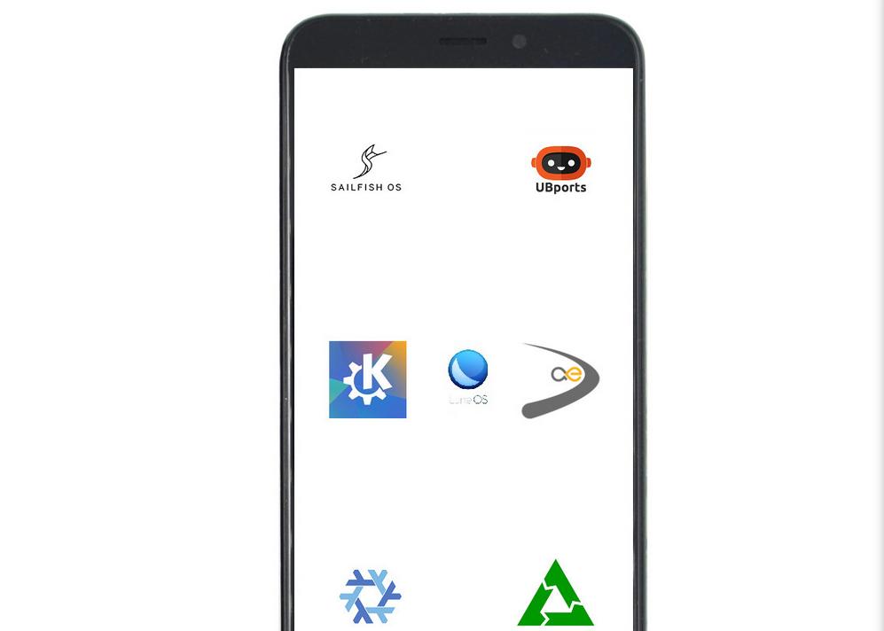 pinephone-smartphone linux kde plasma mobile
